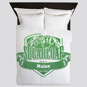 Sugarloaf Maine Ski Resort 3 Queen Duvet