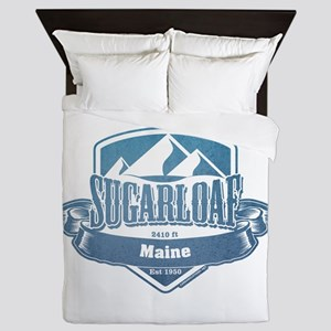 Sugarloaf Maine Ski Resort 1 Queen Duvet