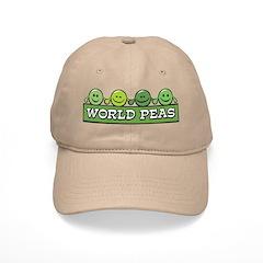 World Peas Baseball Cap