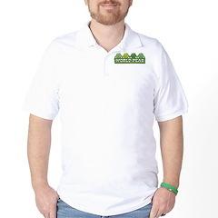 World Peas Golf Shirt