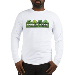 World Peas Long Sleeve T-Shirt