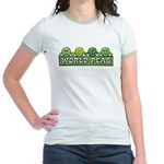 World Peas Jr. Ringer T-Shirt