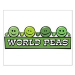 World Peas Small Poster