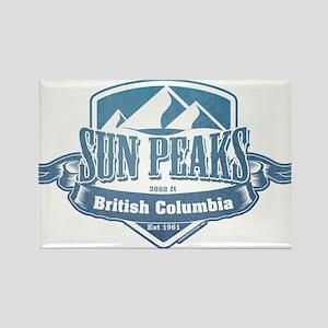 Sun Peaks British Columbia Ski Resort Magnets