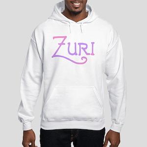 Zuri Hooded Sweatshirt
