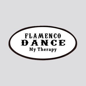 Flamenco Dance My Therapy Patches