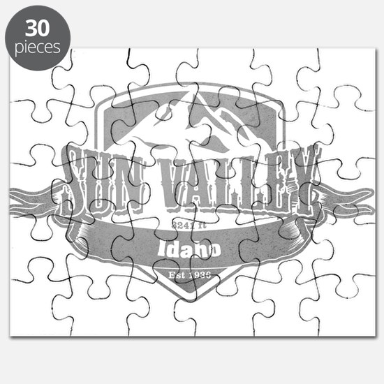 Sun Valley Idaho Ski Resort 5 Puzzle