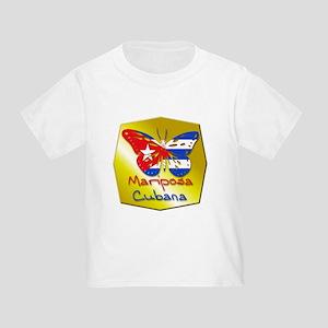 Mariposa Cubana Toddler T-Shirt