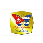 Mariposa Cubana Postcards (Package of 8)