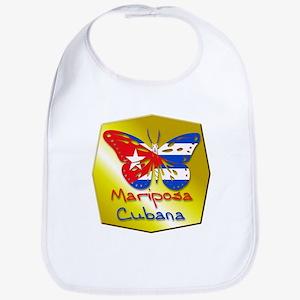 Mariposa Cubana Bib