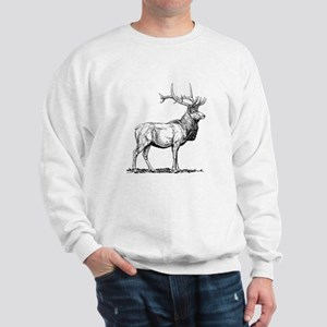 Elk Sketch Jumper
