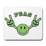 Peas Mousepad