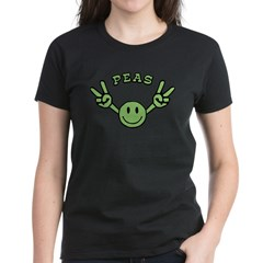 Peas Women's Dark T-Shirt