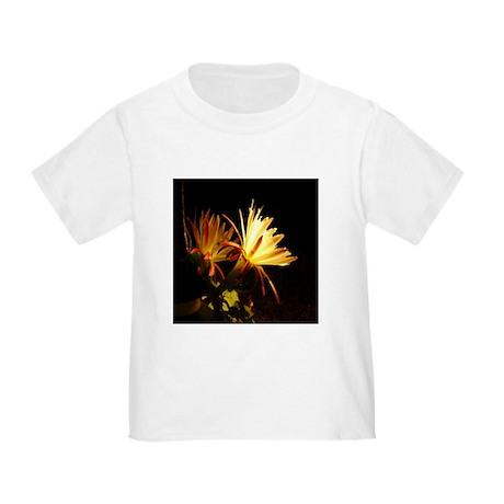 Cereus Cactus Blossoms Toddler T-Shirt