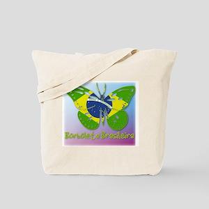 Borboleta Brasileira Tote Bag