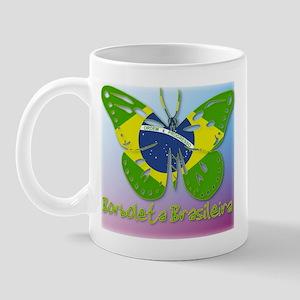 Borboleta Brasileira Mug