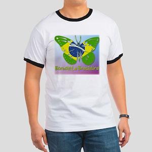 Borboleta Brasileira Ringer T