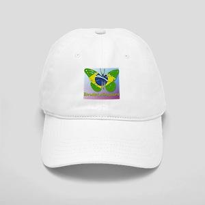 Borboleta Brasileira Cap