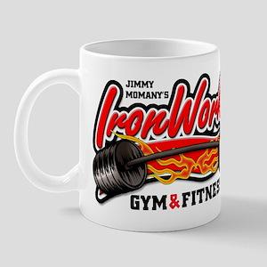 IronWorks Gym Mug