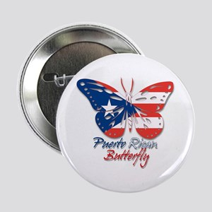Puerto Rican Butterfly Button