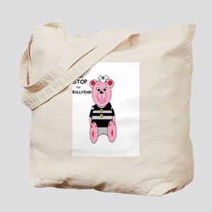 Say Stop to Bullying Tote Bag