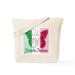 Farfalla Italiana Tote Bag