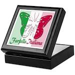 Farfalla Italiana Keepsake Box