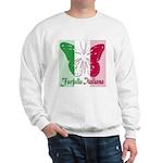 Farfalla Italiana Sweatshirt