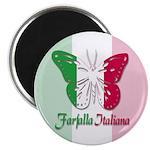 Farfalla Italiana Magnet
