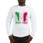 Farfalla Italiana Long Sleeve T-Shirt