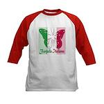 Farfalla Italiana Kids Baseball Jersey