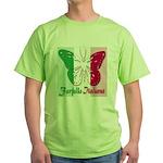 Farfalla Italiana Green T-Shirt