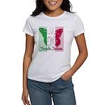 Farfalla Italiana Women's T-Shirt