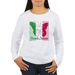 Farfalla Italiana Women's Long Sleeve T-Shirt
