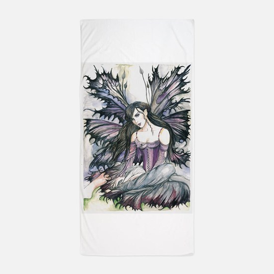 Cute Fantasy Beach Towel