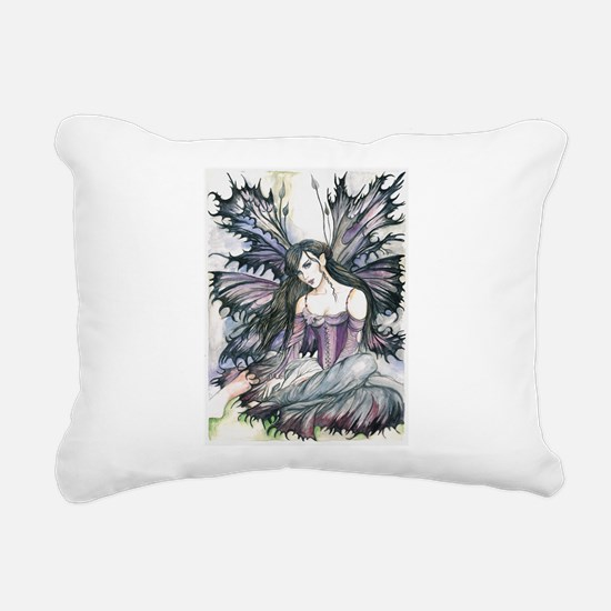 Funny Fairy Rectangular Canvas Pillow