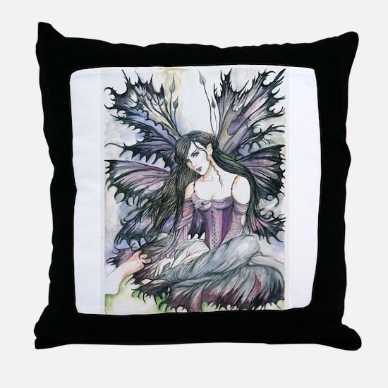 Unique Fairy Throw Pillow
