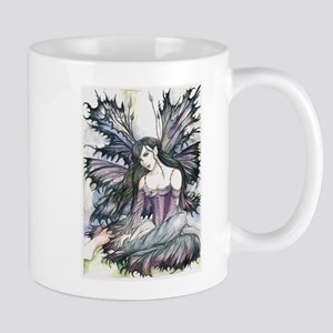 Dark Fae fairy Mugs