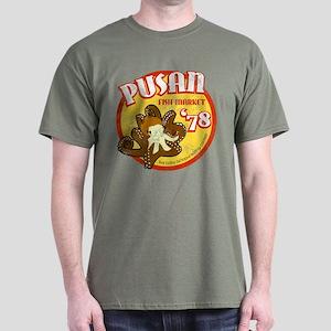 Pusan Dark Shirts Dark T-Shirt