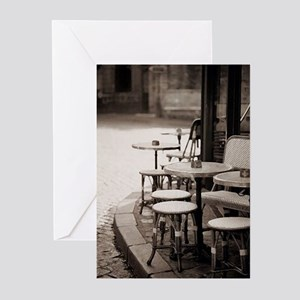 We'll always have Paris! Greeting Cards (Package o