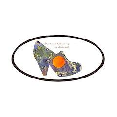 artsciencespirit shoe Patch