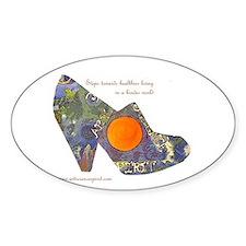 artsciencespirit shoe Sticker