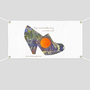 artsciencespirit shoe Banner