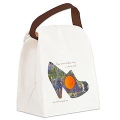 artsciencespirit shoe Canvas Lunch Bag