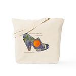 artsciencespirit shoe Tote Bag