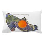 artsciencespirit shoe Pillow Case
