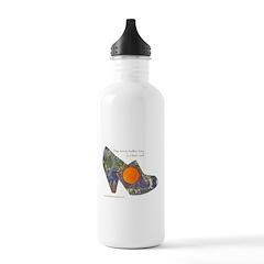 artsciencespirit shoe Water Bottle
