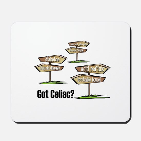 Got Celiac? Mousepad