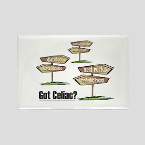 Got Celiac? Rectangle Magnet