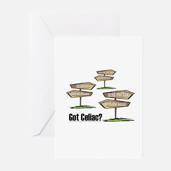 Got Celiac? Greeting Cards (Pk of 10)